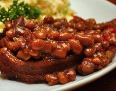 Crock-Pot Grandma's Baked Beans