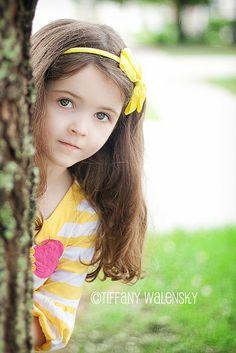 Natural light child photography - Tiffany Walensky Photography