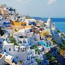 Santorini island Greece best places in the world trip travel vacations Oh The Places You'll Go, Places To Travel, Travel Destinations, Places To Visit, Greece Tourism, Greece Travel, Dream Vacations, Vacation Spots, Vacation Ideas