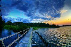 Canada National Parks, Newfoundland, Us Travel, Railroad Tracks, Nova, River, Explore, World, Outdoor