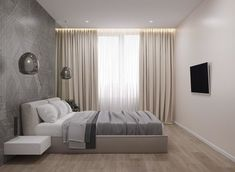Bed Linen And Curtain Sets Luxury Bedroom Design, Master Bedroom Interior, Home Interior, Home Decor Bedroom, Home Living Room, Modern Bedroom, Interior Design, Apartment Decorating On A Budget, Small Modern Home