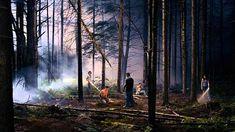 Gregory Crewdson  Photography     ( I'm Waiting Here - David Lynch & Lykke)
