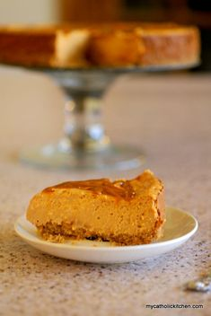 Caramel (dulce de leche) Cheesecake