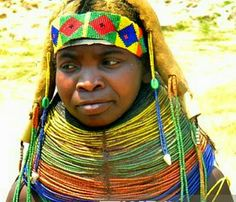 Mumuila tribe, Lubango, Angola . Photographer: Yoko Aziz