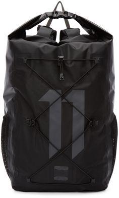 496777f009f9 11 by Boris Bidjan Saberi - Black Light Backpack