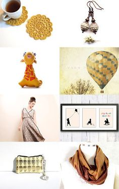 autumn finds by Kasia on Etsy