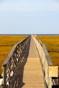 Gray's Beach Boardwalk, Yarmouth, Cape Cod