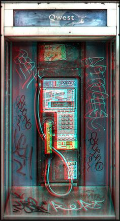 Out Of Service (Anaglyph)