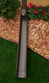 How to bury a gutter downspout downspouts pinterest bury rain gutter downspout extensions extend rotate extension and tilt up extension from alu solutioingenieria Gallery