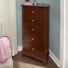 bedroom corner chest of drawers
