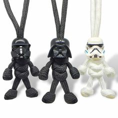 @Regrann from @carrysmarter -  I have just added 50 new Rogue One sets onto the store. Grab yours now while they are online.!  Great on your keys  Handbag charms  Zipper pulls  Knife lanyard  Limited Stock Due  Handmade In The UK  Grab Yours While You Can!  These are LIMITED EDITION Custom Handmade with genuine US 550 Paracord Keychain Buddy. This is an amazing accessory to go onto your keychain also a great Lanyard for your knife and very cool zipper pulls. New items will be added to this… Paracord Keychain, 550 Paracord, Paracord Bracelets, Macrame Knots, Macrame Jewelry, Paracord Weaves, Paracord Projects, Paracord Ideas, Necklace Display