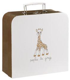 Sophie the Giraffe -salkku