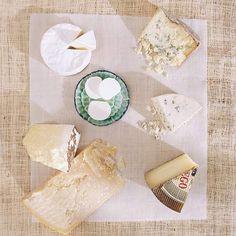 Wine-Cheese Pairing Chart