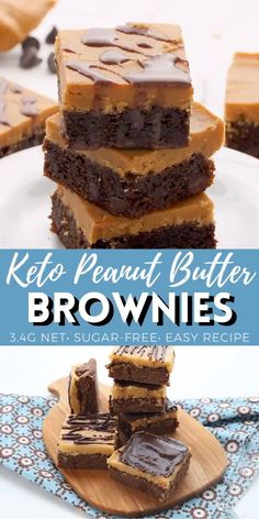 Keto Brownies, Keto Fudge, Keto Cheesecake, Sugar Free Cheesecake, Keto Bars, Low Carb Sweets, Low Carb Desserts, Low Carb Recipes, Diabetic Desserts