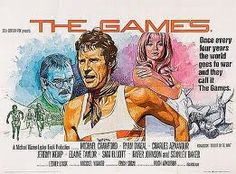 The Games (1970) Ryan O'Neal, Stanley Baker. 04/03/05