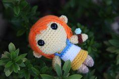 PATTERN Nami One Piece  Amigurumi crochet pattern by BaburuStar, $5.80