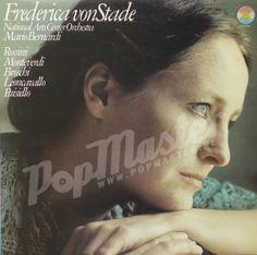 Frederica Von Stade National Arts Center Orchestra Mario Bernardi Rossini, Monteverdi, Broschi, Leoncavallo, Paisiello  76800