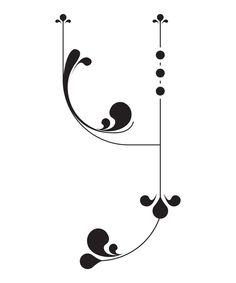 Moshik Lower Case Typeface by Moshik Nadav on Behance