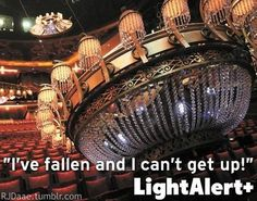 This plea for help from the Phantom chandelier. | 26 Jokes Only Theatre Nerds Will Understand. I couldn't not pin this