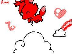 Five Nights at Freddy's Foxy's Cloud GIF