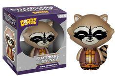 Guardians of the Galaxy Funko Dorbz Vinyl Figure Rocket Raccoon