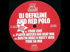 Dj Defkline & Red Polo - Player Haters (Big Beat Mix)