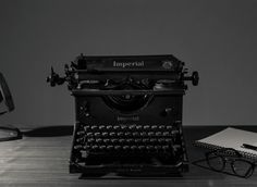 The typewriter is at the heart of our forthcoming product and campaign :: #PersolTypewriter :: http://pers.sl/hy8a