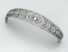 Another Chaumet bandeau, sold via Sotheby's in 2007