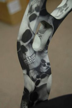 Skull Camo, offered on PSE ARCHERY BOWS