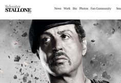 Sylvester Stallone says 'Expendables will include more humor, as well as (possibly) young stars and icons like Jackie Chan. He also confirmed that Steven Seagal won't appear in the film. Steven Seagal, Sylvester Stallone, It Movie Cast, Film Movie, It Cast, San Diego Comic Con, Expendables 3 Cast, Celebrity Websites, Famous Websites