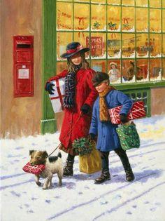 NYC Christmas Shopping