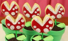 nerdy nummies | Nerdy Nummies: Rosanna Pansino backt Videospielkunst Anyone want to make these with me?