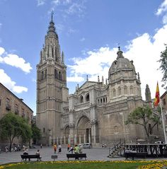 Cathedral, Toledo