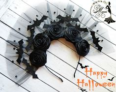 Halloween Hair Bows, Theme Halloween, Halloween Signs, Holidays Halloween, Halloween Treats, Halloween Diy, Halloween Makeup, Happy Halloween, Halloween Decorations