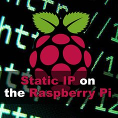 Setting a static (vs. dynamic) IP address is sometimes required for stand-alone Raspberry Pis. This guide is to set up a static IP address on Raspbian. New Ip, Wireless Router, Raspberry, About Me Blog, Articles, Raspberries