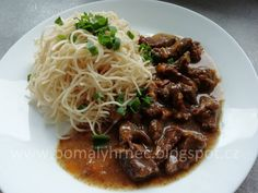 Pomalý hrnec Spaghetti, Low Carb, Keto, Ethnic Recipes, Bulgur, Noodle