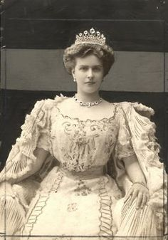Princess Victoria Alice Elizabeth Julia Marie of Battenburg, Prince Philip's mother, great granddaughter of Queen Victoria