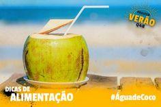 Projeto Verão Q48 Com o verão chegando fica cada vez mais quente. O mais importante nesta época de calor é se manter hidratado e a água de coco é perfeita para isso, além de trazer diversos benefícios à beleza e à saúde.