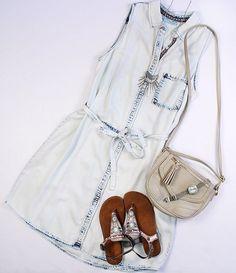 Summer & dresses go