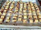 Cornulete cu gem preparare reteta Cooking Recipes, Chef Recipes, Recipies, Recipes
