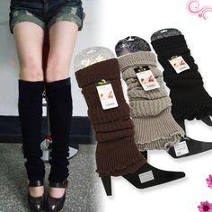 361fb5712b6 Hot Knit Stocking Stripe Winter Warmer Socks Legging Finger Gloves Newest  Slipper Socks
