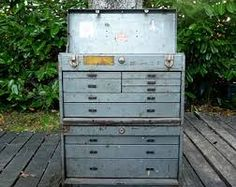 Image result for 1950's Mechanics Toolbox Mechanic Tool Box, Toolbox, 1950s, Antiques, Image, Furniture, Home Decor, Tool Box, Antiquities