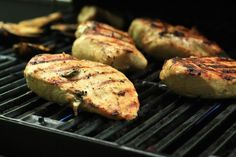 Grill Out With Basil-Beer Grilled Chicken
