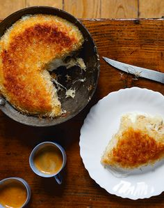 """De la comfort food en veux-tu en voilà avec ce gâteau au fromage dit """"Künefe"""""""