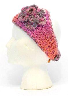 Winter Mudd Women Orange Pink White Gray Headband Knit Fashion Snow Warm 3160