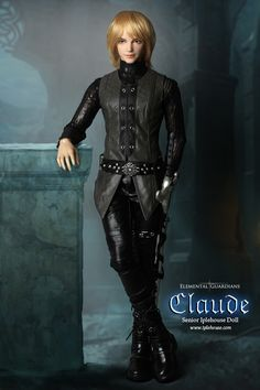 Elemental Guardian Claude without Armor - Ball jointed Doll Total Shop :::Iplehouse.net::