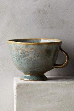 Echo Hue Teacup. Gorgeous!! Anthropologie.