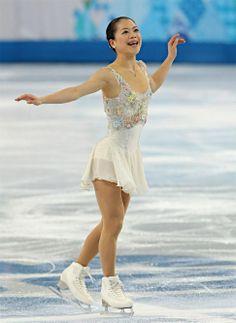 Akiko SUZUKI #Sochi2014