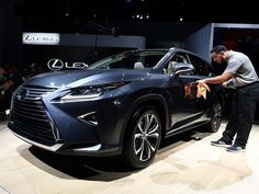 SUVs, from budget to luxury, are the hot item at the Los Angeles Auto Show    SUVs, from budget to luxury, are the hot item at the Los Angeles Auto ShowUSA TODAYBig SUVs dominate LA Auto ShowThe Detroit NewsThe hottest cars at the 2017 LA Auto ShowFox BusinessFull c   https://www.usatoday.com/story/money/cars/2017/11/29/suvs-budget-luxury-hot-item-los-angeles-auto-show/906647001/