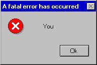 Virtual Nihilism